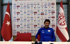 """Leonardo : """"Antalyaspor'un pozisyonu daha üst sıralar olmalı"""""""