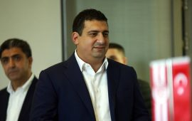 Antalyaspor'da Ali Şafak Öztürk sesleri