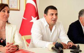 Antalyaspor'da ilk istifa ! Akıncıoğlu'dan açıklama
