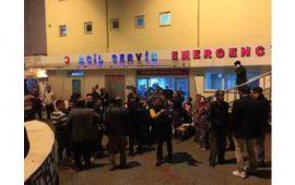 Antalya'yı hortum vurdu : 18 yaralı