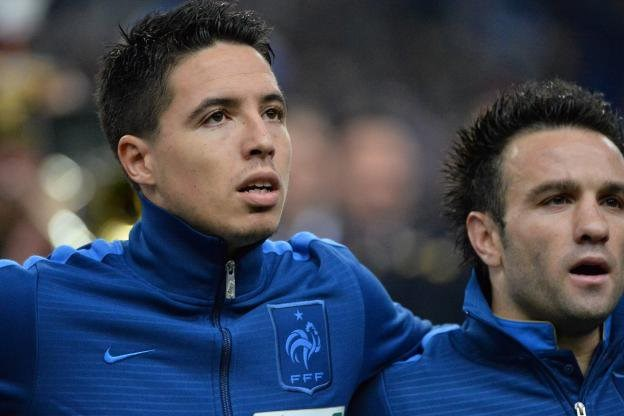 Düşman kardeşler karşı karşıya geliyor! Samir Nasri ve Mathieu Valbuena…