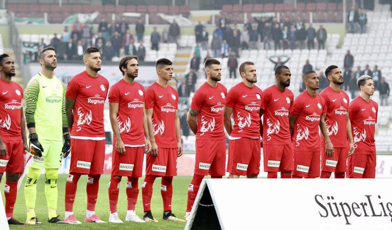 Konyaspor – Antalyaspor : 1-1