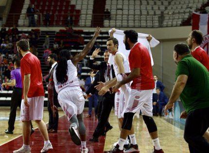 Antalyaspor potada tam gaz