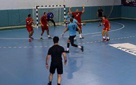 Antalyaspor Hentbol Takımı, deplasmandan mağlup dönüyor