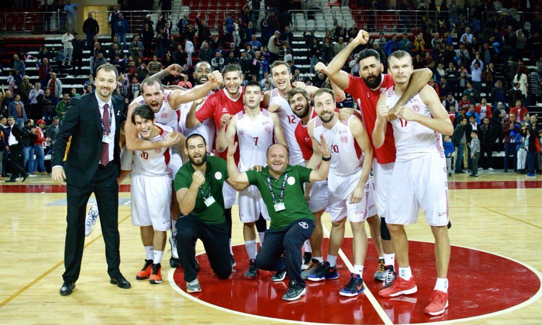 Antalyaspor – Selçuklu Belediyesi : 93 – 90