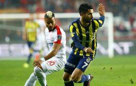 Antalyaspor ile Fenerbahçe 43.randevuda