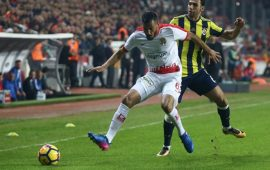 Fenerbahçe ile Antalyaspor 44. randevuda