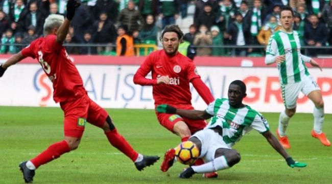 Antalyaspor'un deplasman fobisi