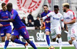 Antalyaspor, Karabükspor ile 34.randevuda