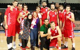 Ankara DSİ Spor – Antalyaspor : 63-75