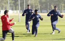 Antalyaspor'da Başakşehir maçı hazırlıkları sürüyor