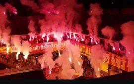 Antalyaspor taraftarları isyan etti