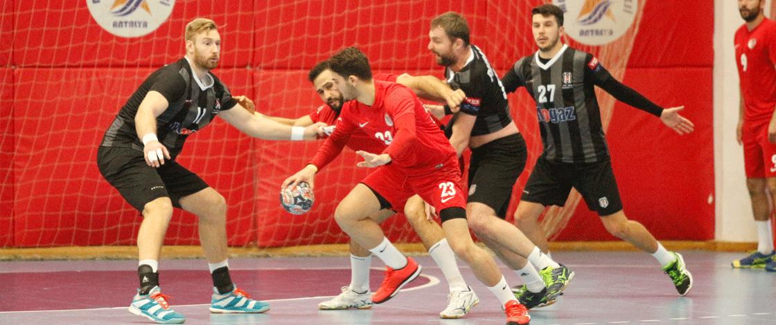 Antalyaspor – Beşiktaş Mogaz : 25-30