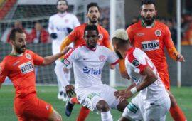 Antalyaspor ile Alanyaspor 3. randevuda