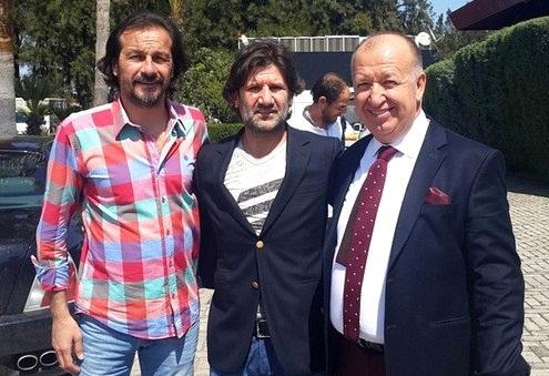 Metin Korkmaz, Antalya'da !