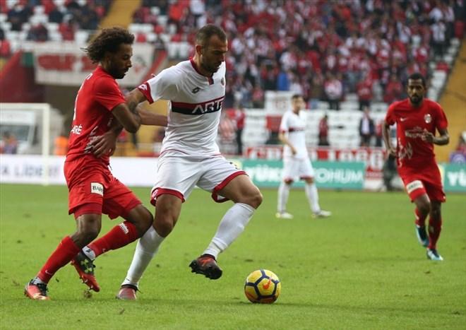 Antalyaspor – Gençlerbirliği : 1-1