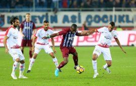 Antalyaspor ile Trabzonspor 44. randevuda