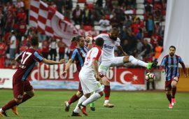 Antalyaspor ile Trabzonspor 43.randevuda