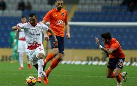 Antalyaspor, Başakşehir deplasmanında