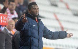 Antalyaspor'da Samuel Eto'o krizi! Resmi açıklama!