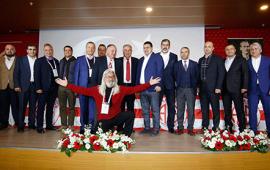 İşte detaylı olarak Antalyaspor'un yeni yönetim kurulu!