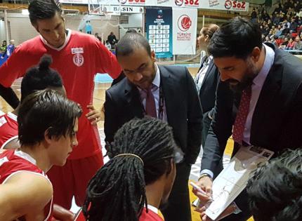Afyon Belediyespor – Antalyaspor : 83-69