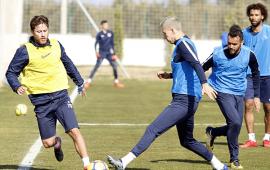 Malatyaspor maçı hazırlıkları sürüyor