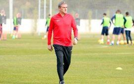 Hamza Hamzaoğlu, Antalyaspor'un durumu hakkında konuştu