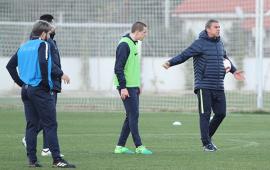 Antalyaspor'da kupa maçı hazırlıkları sürüyor