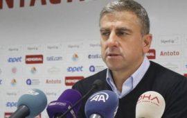 """Hamzaoğlu: """"Final maçlarına çıkıyoruz"""""""