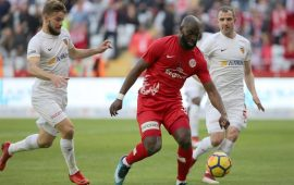 Antalyaspor – Kayserispor : 2-1