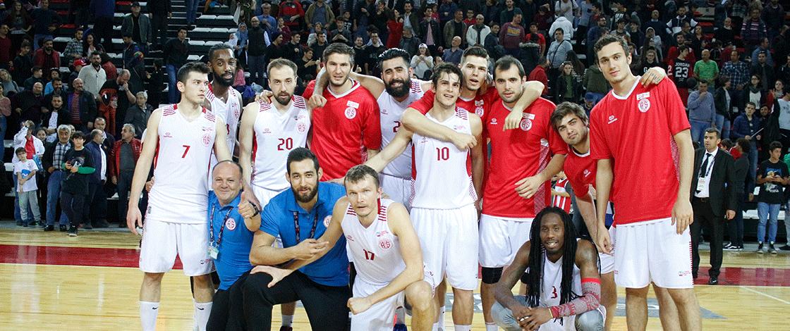 Antalyaspor – Banvit Kırmızı : 73-71