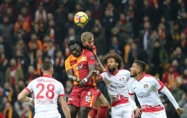 Galatasaray – Antalyaspor : 3-0