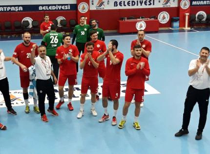 Antalyaspor Hentbol'un kupada çeyrek finaldeki rakibi belli oldu