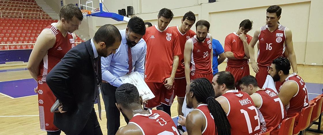 Selçuklu Belediyesi – Antalyaspor : 73-67