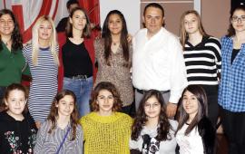 Antalyaspor sporcuları ve aileleri buluştu