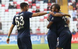 Antalyaspor – Bursaspor : 2-0