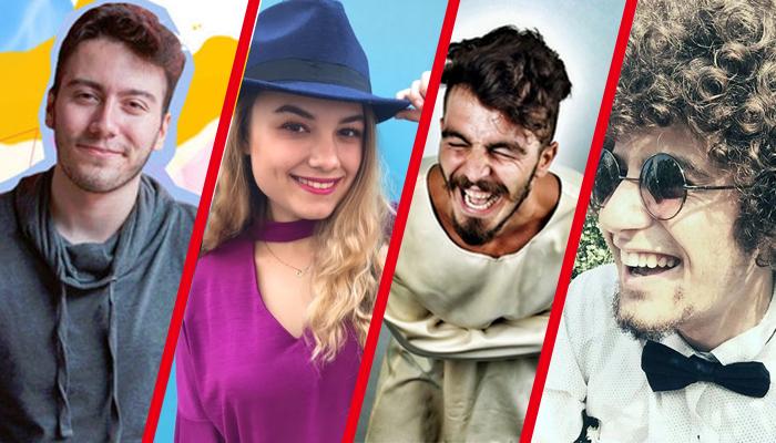 XDrive firmasından,Antalyalı youtuberlara destek