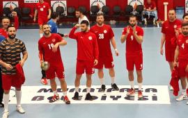 Antalyaspor – Aziziye Belediyesi : 29-23