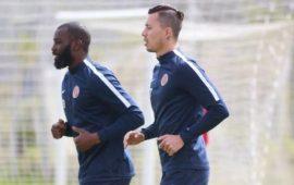 Antalyaspor, Bursaspor maçının taktiğini çalıştı