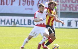 Antalyaspor'da 4 futbolcu Kasımpaşa maçında cezalı duruma düştü!