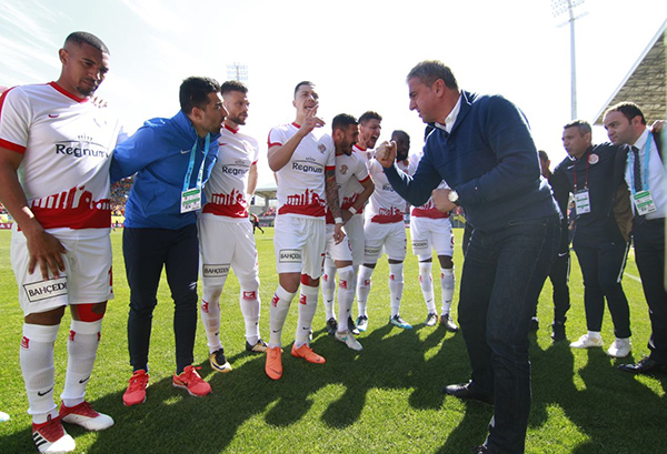 Göztepe – Antalyaspor : 2-1