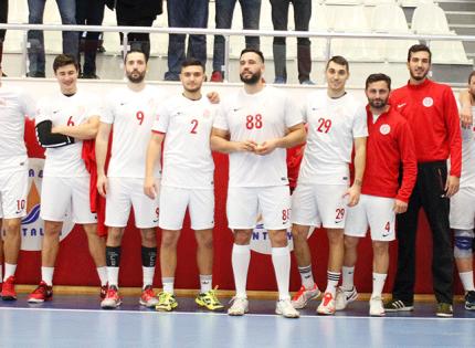 Antalyaspor Hentbol Takımı, kupadan avantajlı dönüyor