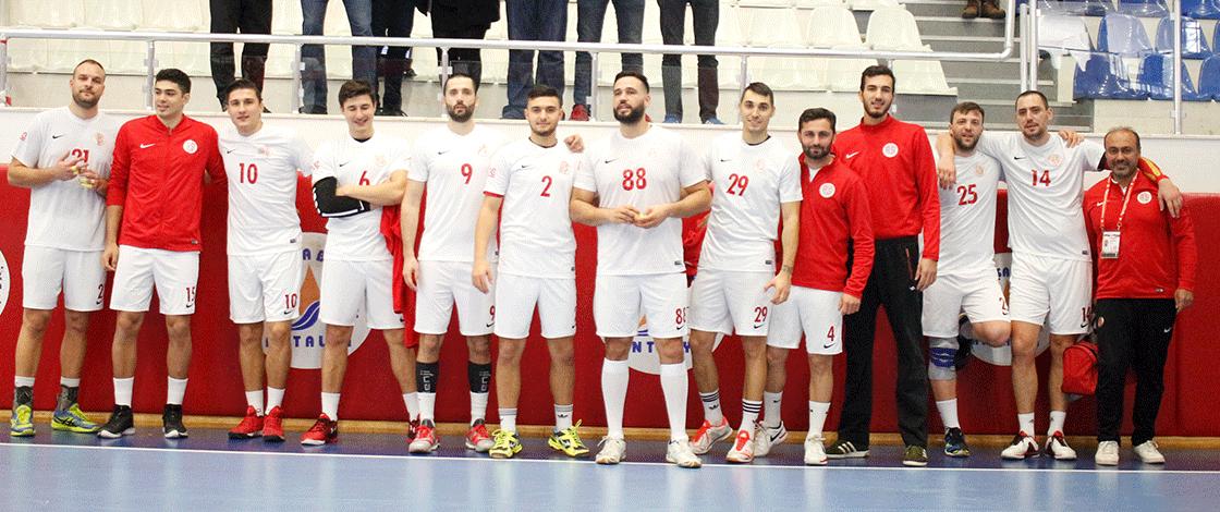 Antalyaspor Hentbol Takımı, kupa mesaisinde