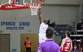 Antalyaspor – Samsun BŞB : 77-70