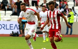 Antalyaspor ile Sivasspor 27. randevuda