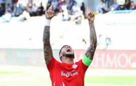 Antalyaspor ilk kez…