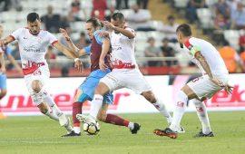 Antalyaspor – Trabzonspor : 1-2