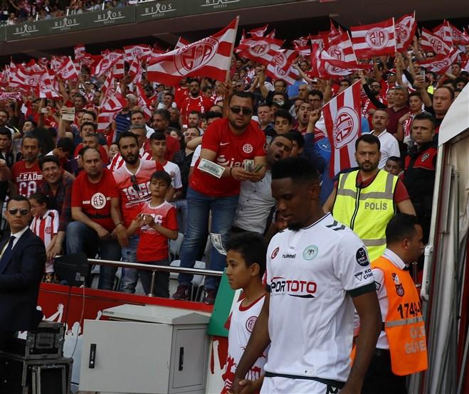 Antalyaspor'dan resmi Eto'o açıklaması