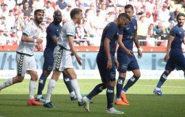 Antalyaspor – Konyaspor : 0-0